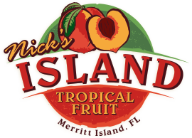 island-tropical-fruit-logo